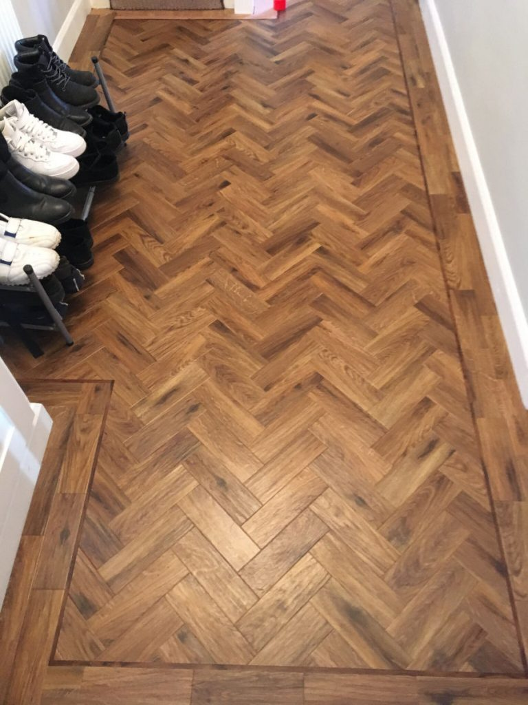 Karndean Art Select Parquet Flooring (LVT)